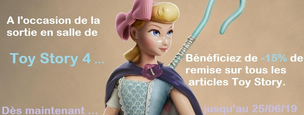 promo sortie Toy Story 4